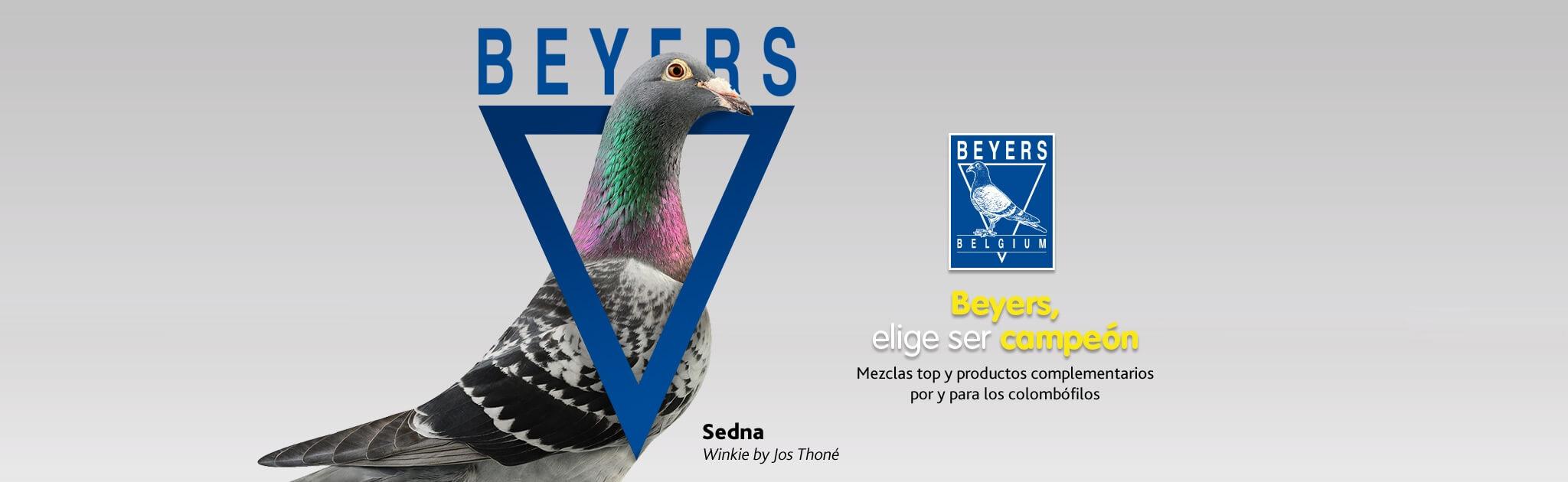 Beyers, elige al campeón