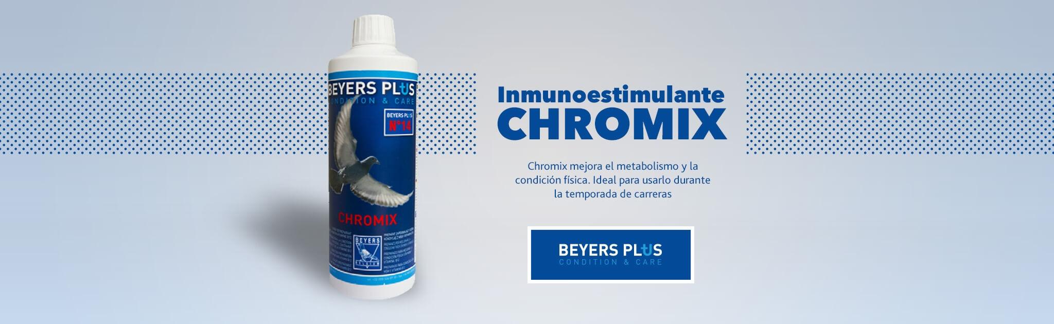Inmunoestimulante Chromix